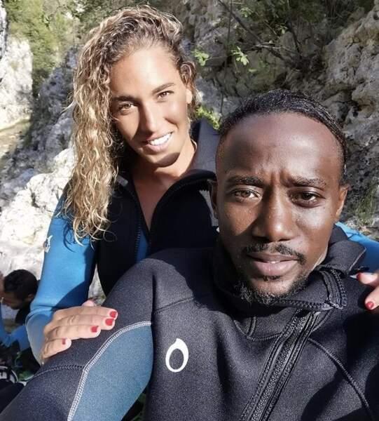 Moussa Niang et sa femme Gaya