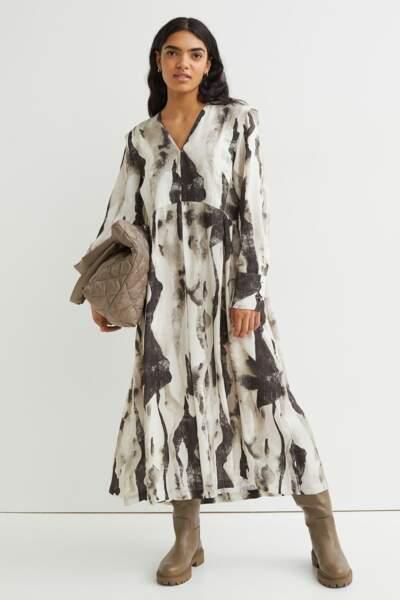 Robe arty, H&M, 49,99 €