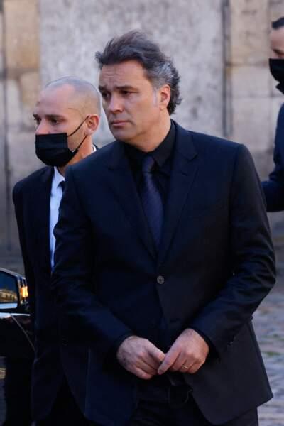 Laurent Tapie, fils de Bernard Tapie