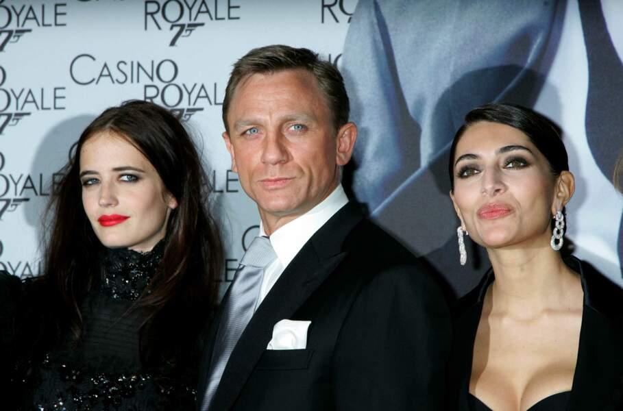Eva Green et Caterina Murino dans Casino Royale