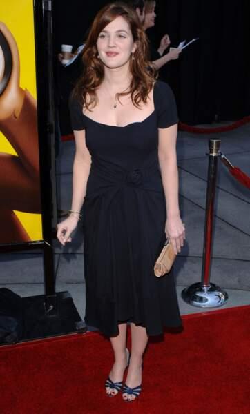 Drew Barrymore en 2006