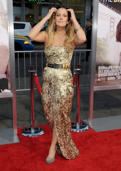 Drew Barrymore en 2010