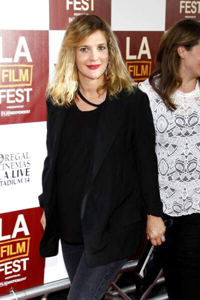 Drew Barrymore en 2012