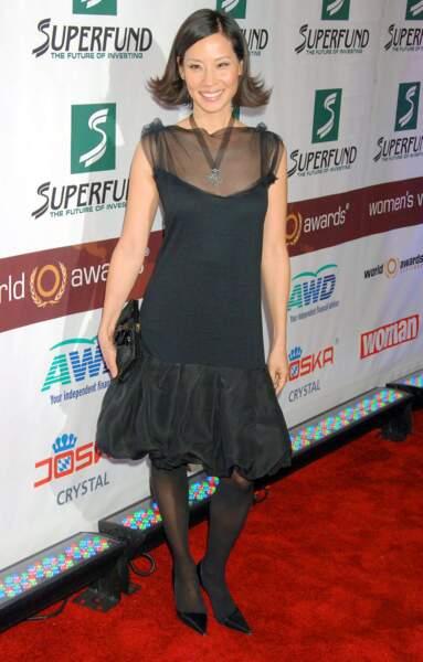 Lucy Liu en 2006