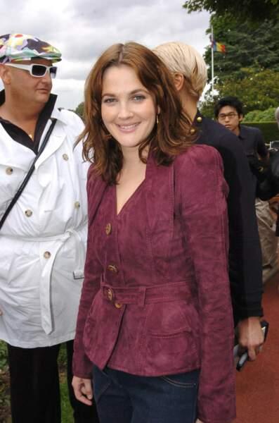 Drew Barrymore en 2005