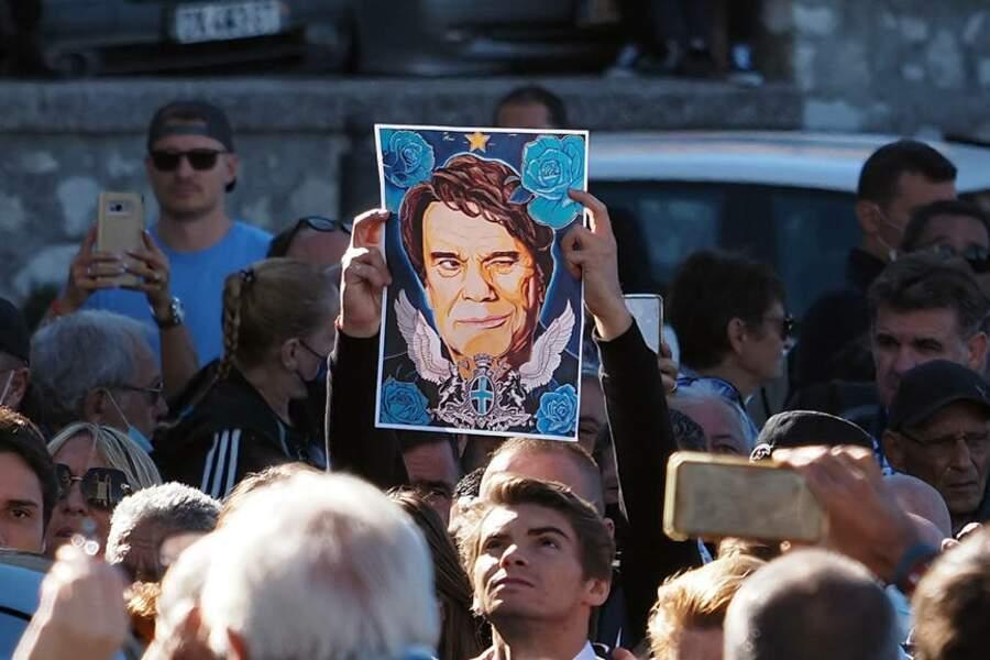 Obsèques de Bernard Tapie : proches et stars au rendez-vous pour un dernier adieu au boss