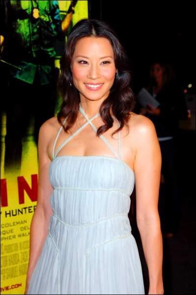 Lucy Liu en 2005
