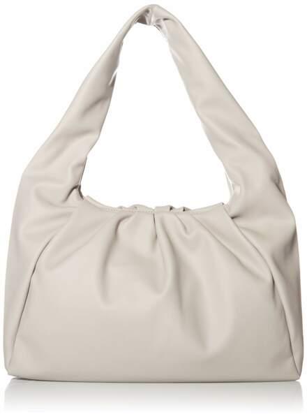 Sac froncé porté épaule, The Drop sur Amazon Fashion, 34,90€